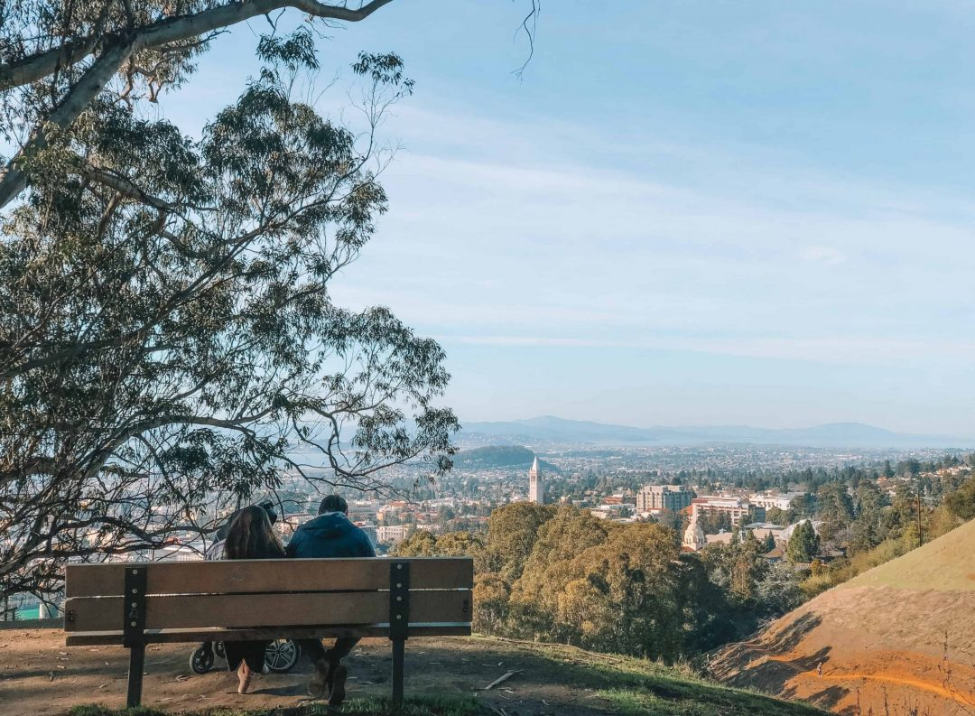 Berkeley Fire Trail - short day trips from San Francisco