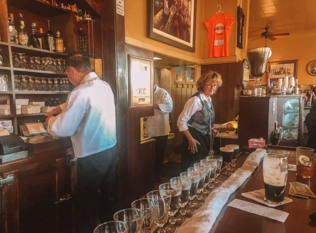 Irish Coffee from Buena Vista Cafe