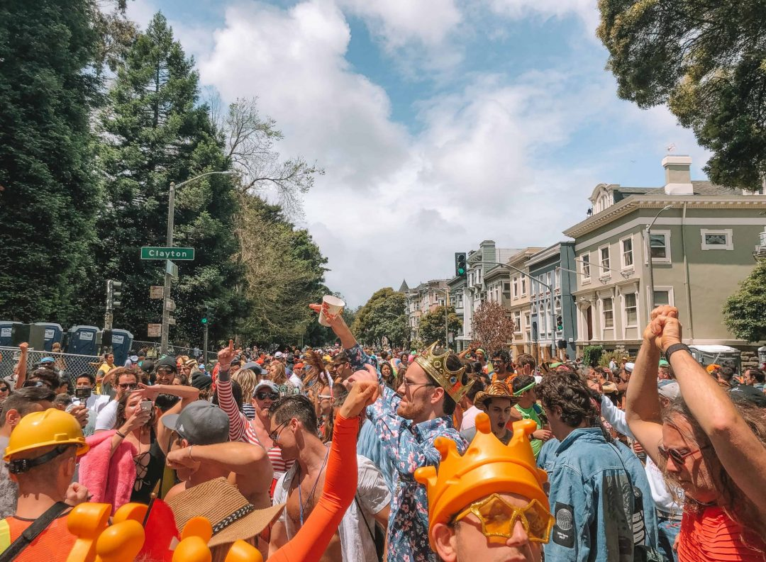 San Francisco Events - Bay to Breakers