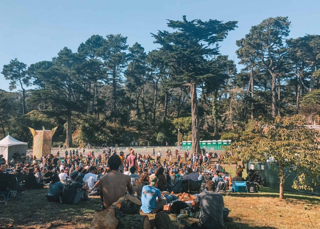 Seasonal Events and festivals in SF - Hardly Strictly Bluegrass