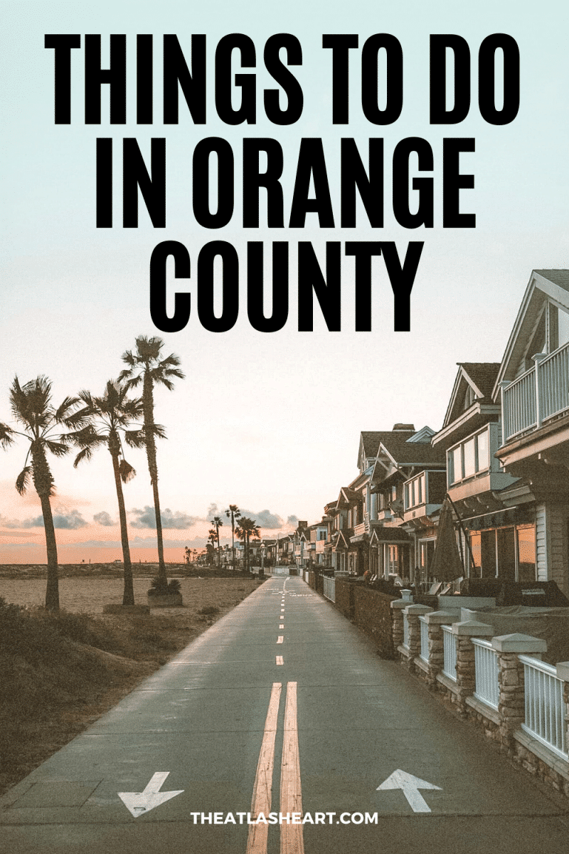 Things to do in Orange County Pin 1