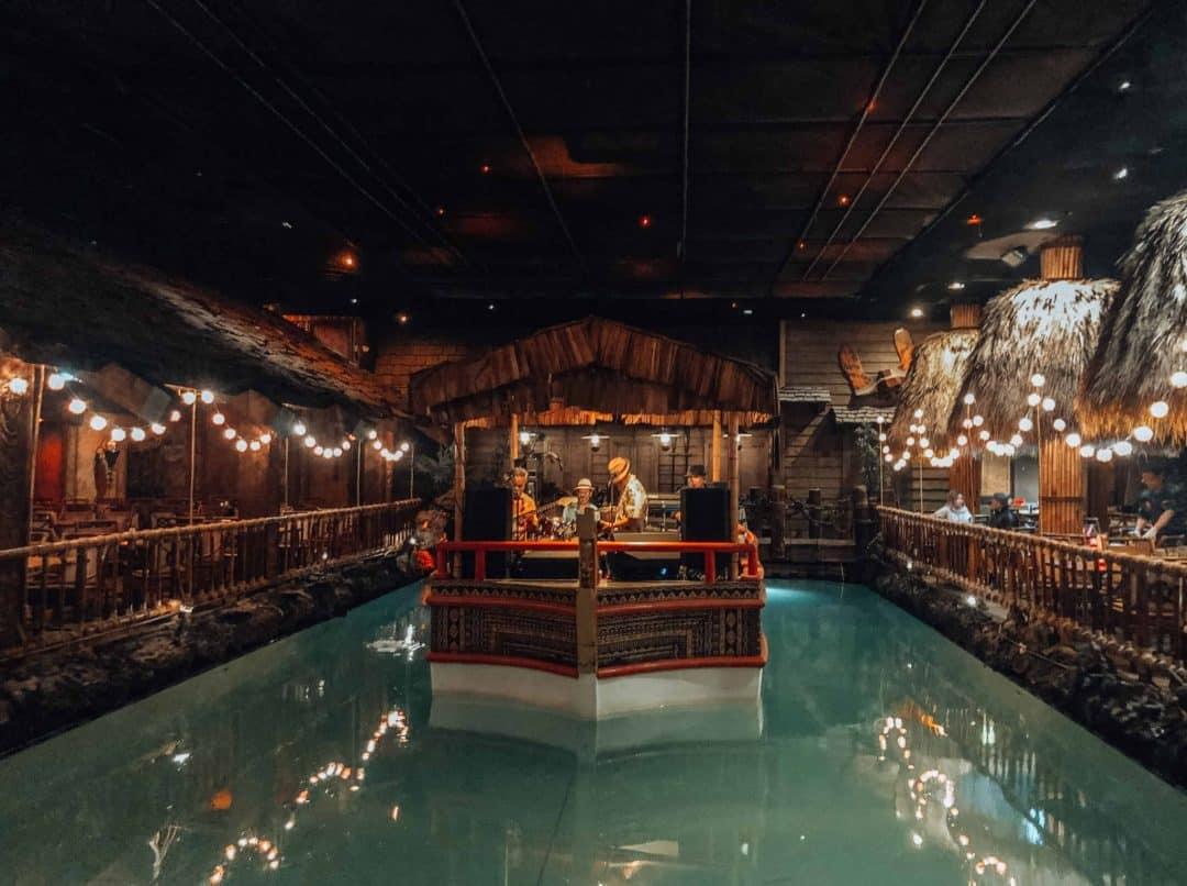 Tiki bars in San Francisco - Tonga Room & Hurricane Bar
