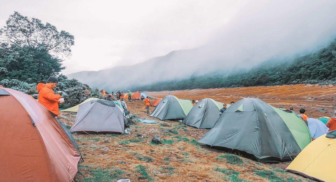best way to waterproof a tent
