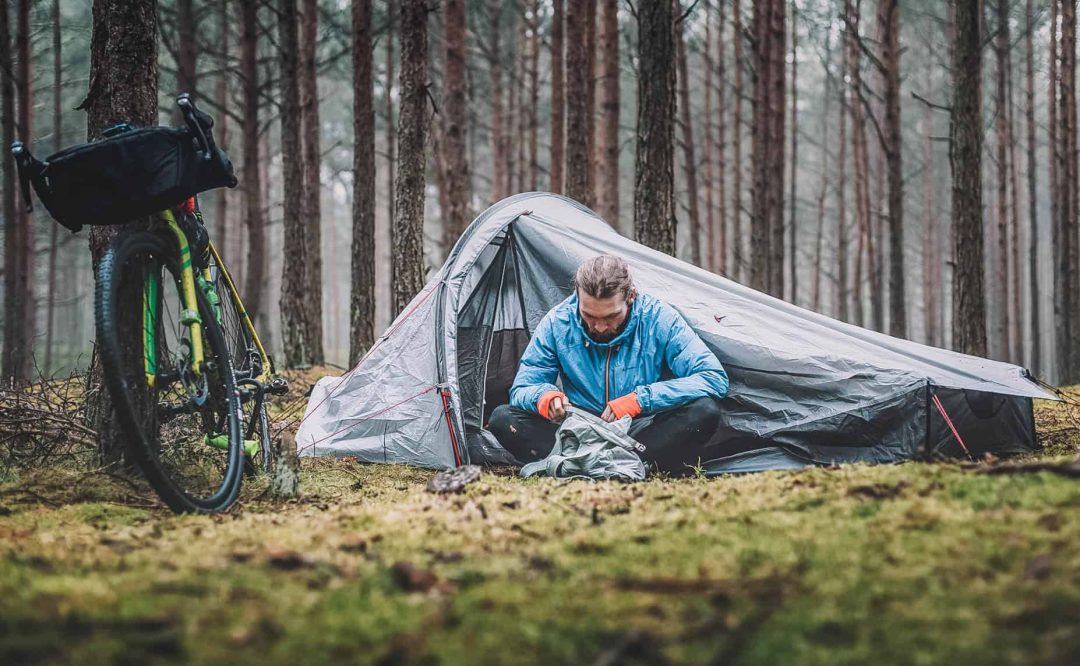 how to seal tent seams