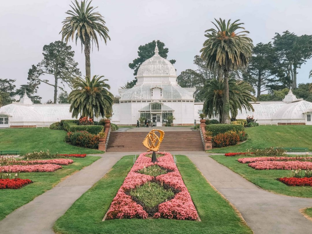 things to do in Golden Gate Park - Conservatory of Flowers