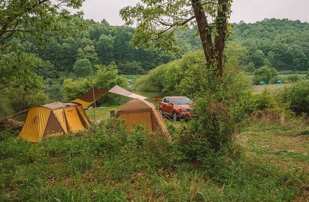 waterproofing for tents