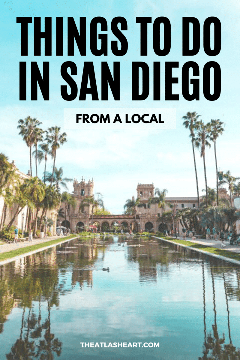 Best Things to do in San Diego Pin 1