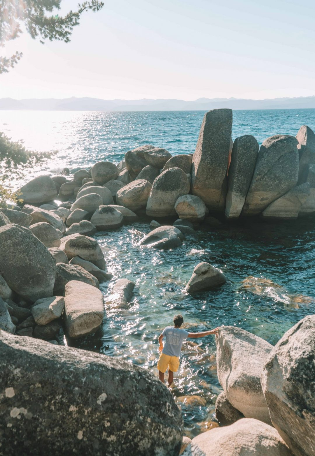 lake tahoe region