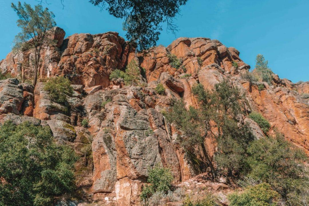 pinnacles national park trails