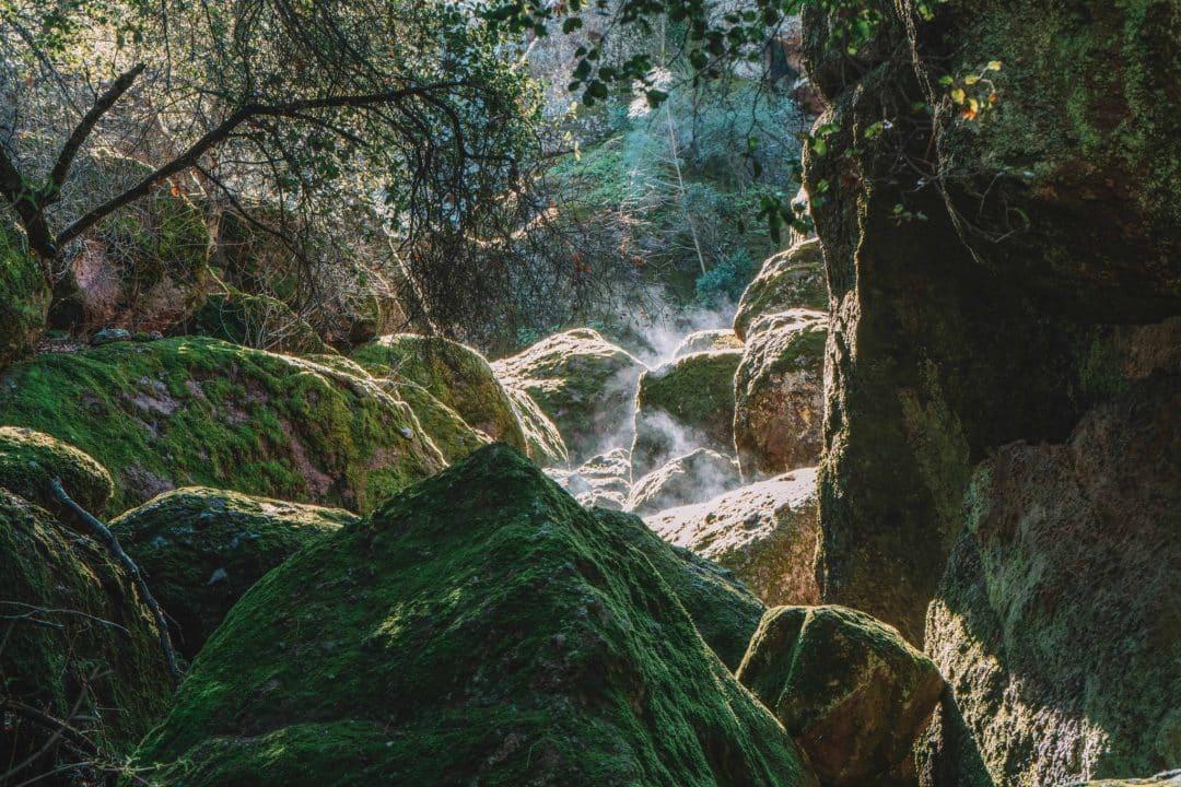 visiting pinnacles park - how many days