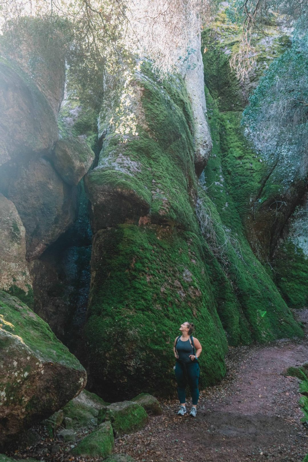 travel tips for pinnacles national park