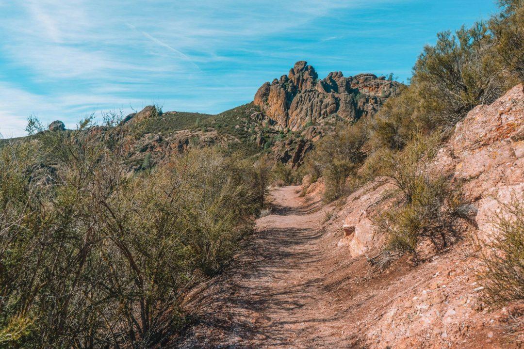 pinnacles trails