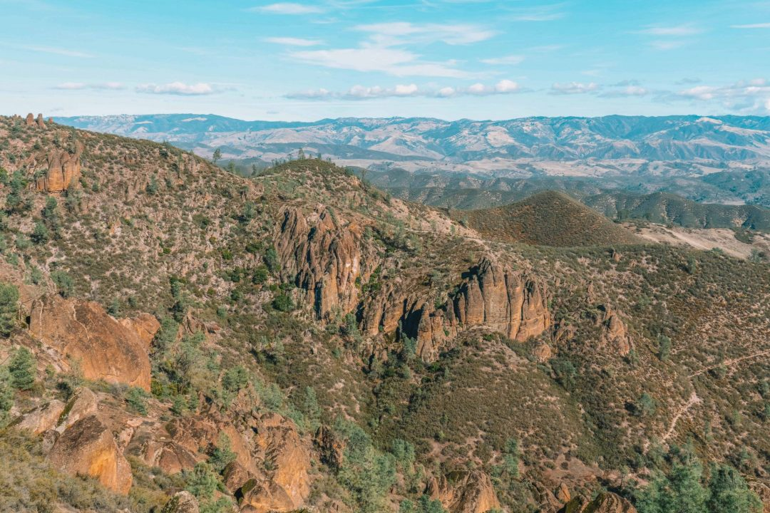 how many days do you need at pinnacles