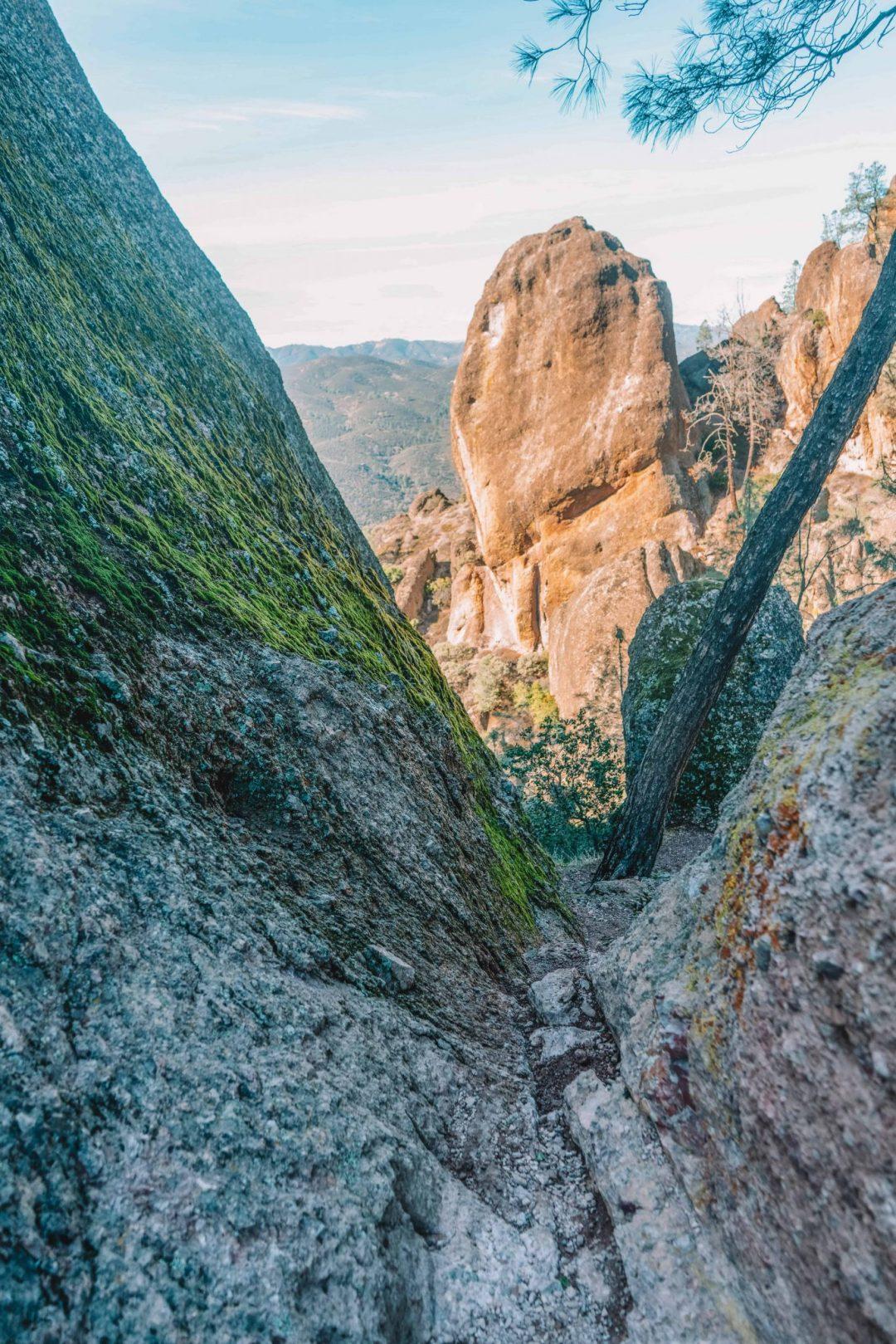 pinnacle national park hikes