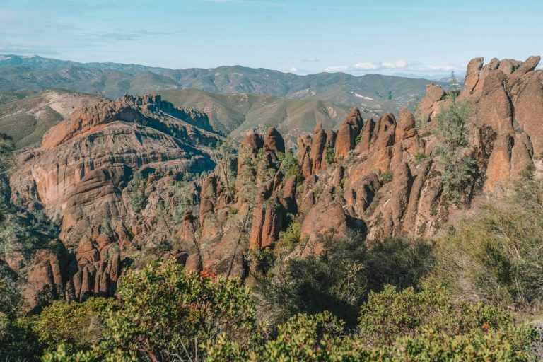 Pinnacles National Park guide