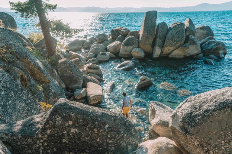 best lake tahoe beaches