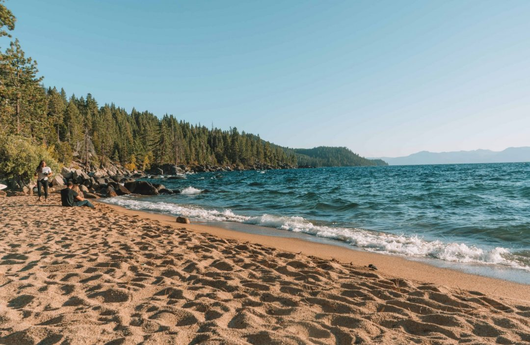 beaches in north lake tahoe - what to expect in north lake tahoe