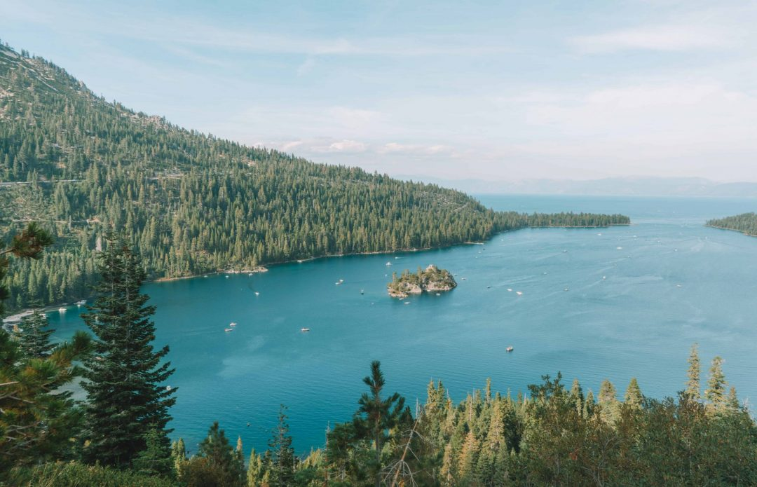 north vs south lake tahoe - what to expect in south lake tahoe