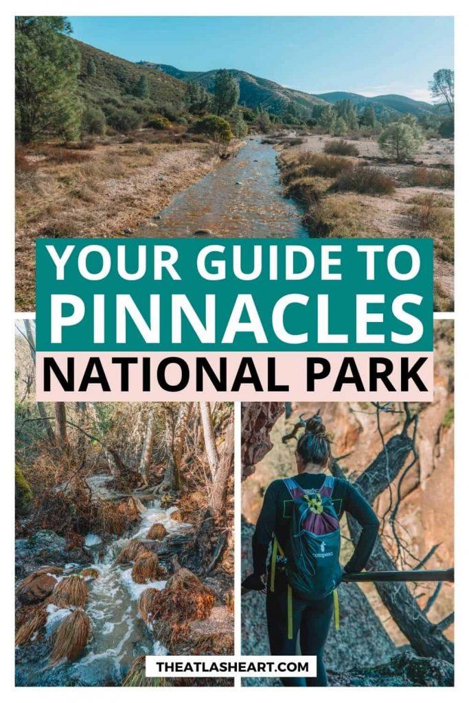 pinnacles national park guide