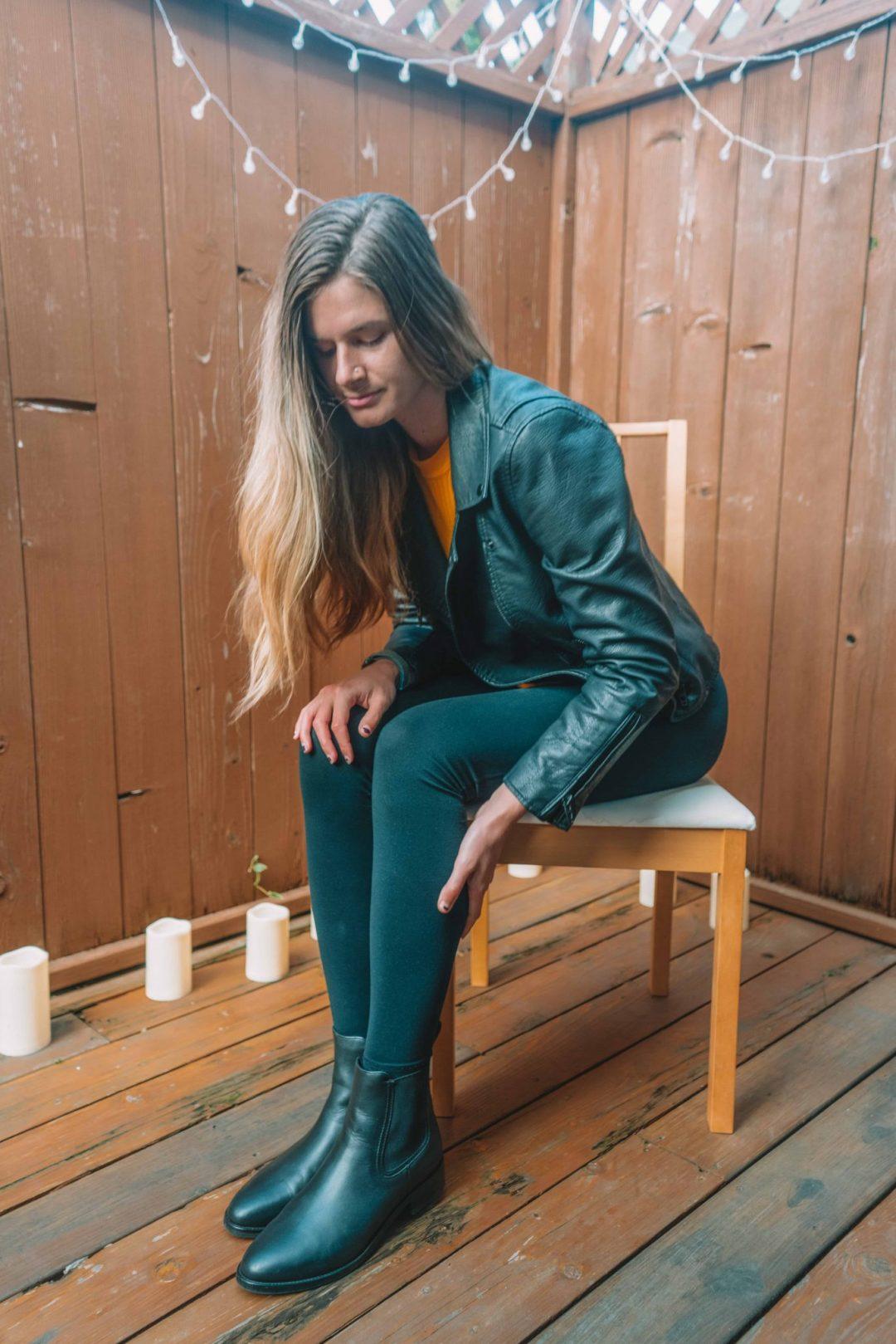 thursday boots cons - stiff thursday chrome leather