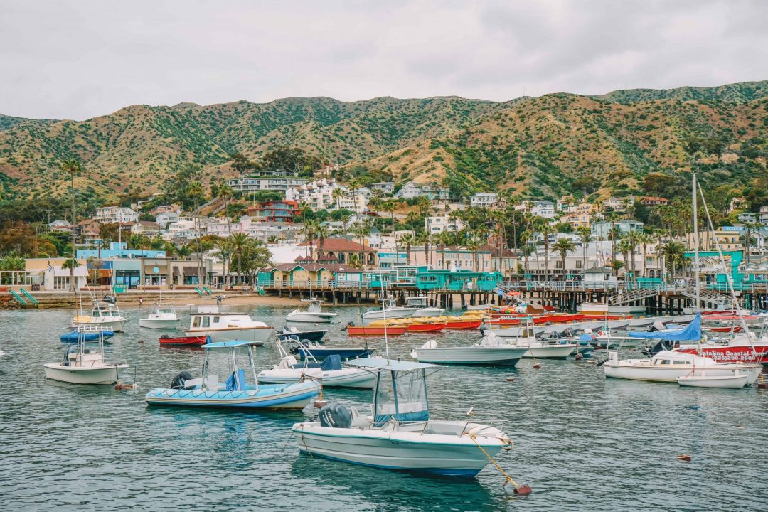 how to get to catalina island