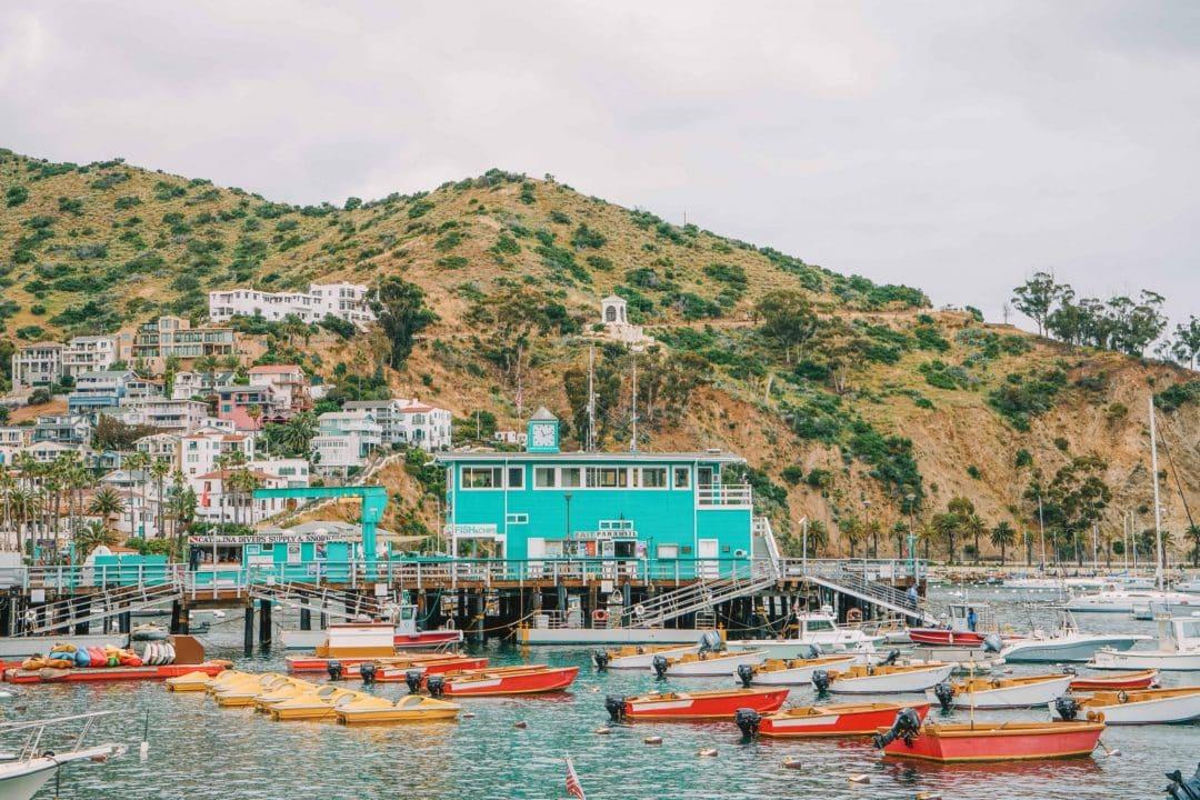 water activities on catalina island