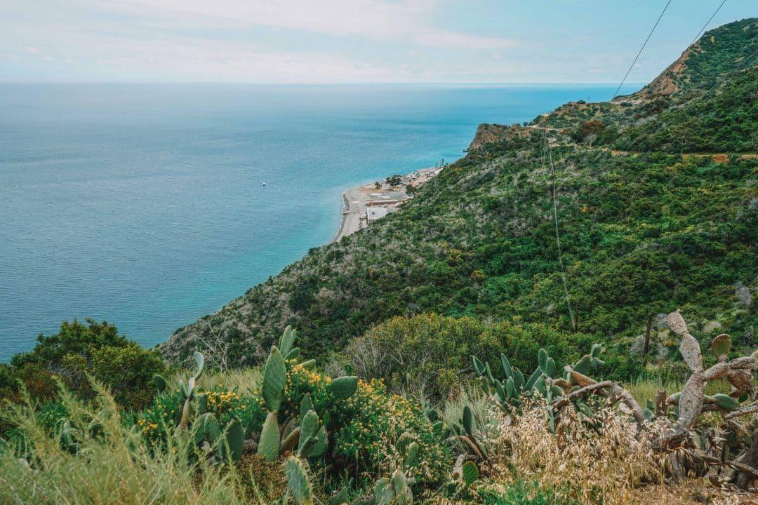 short hikes on catalina island