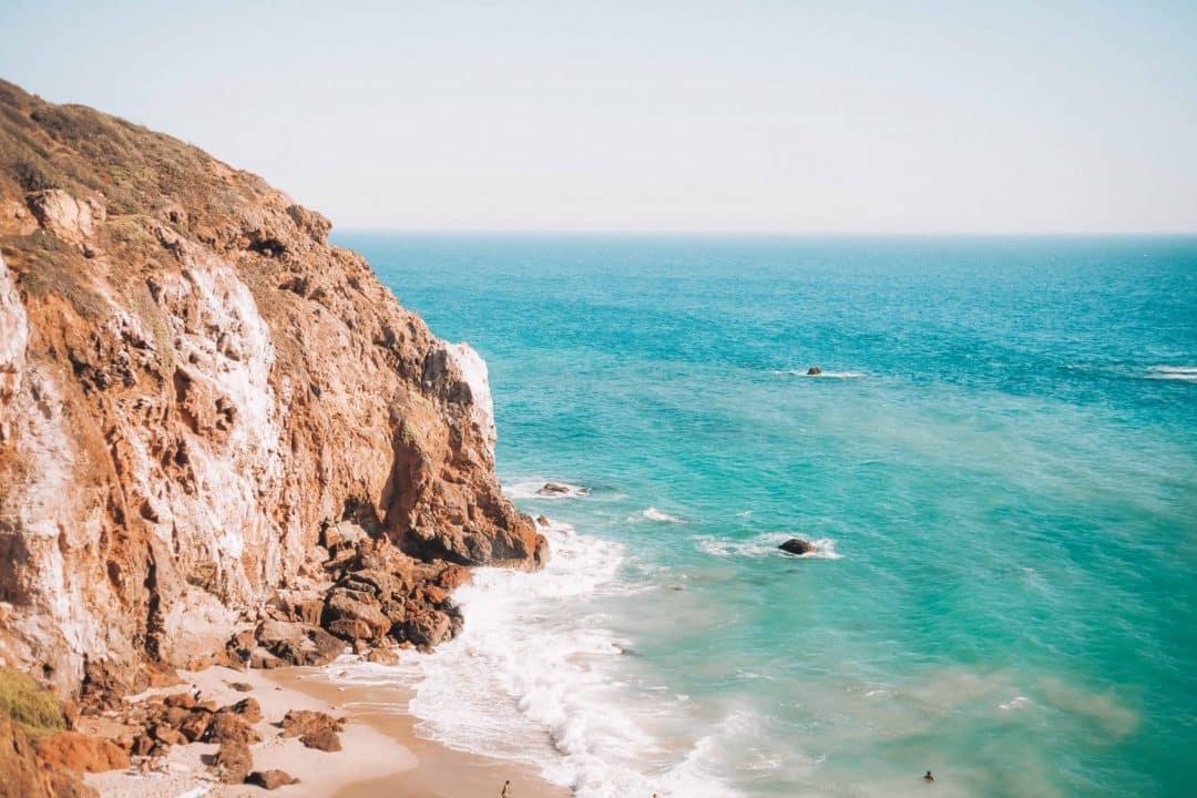 best beaches in malibu, california