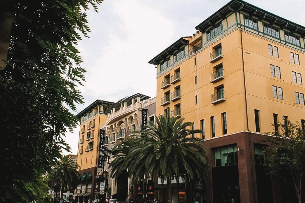 hotel valencia santana row - wine weekend getaway package
