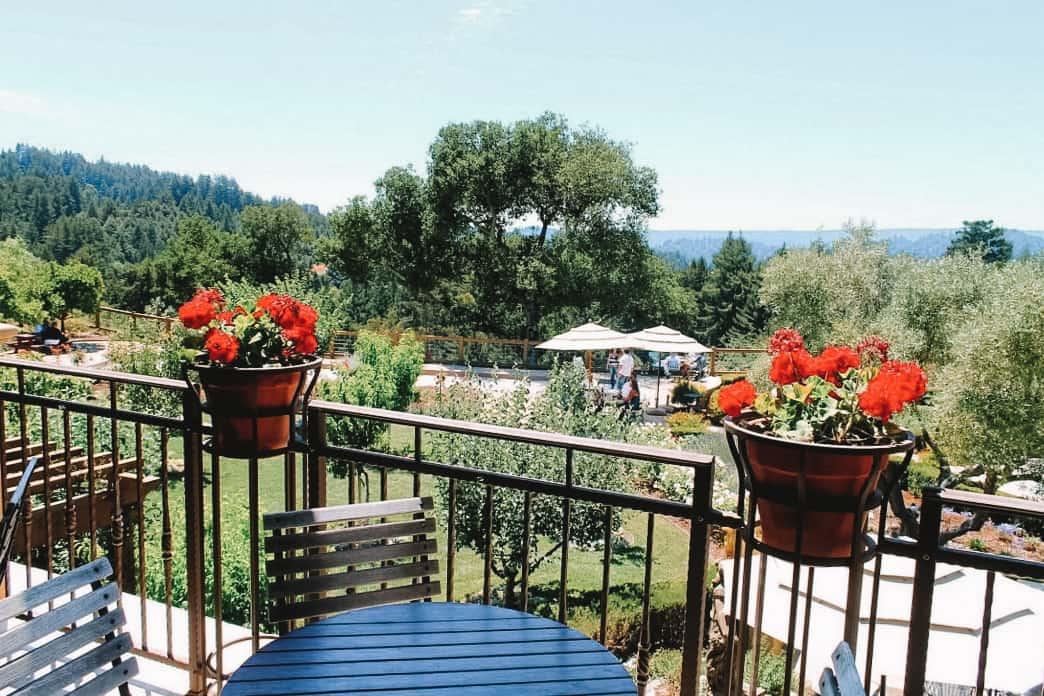 wineries in santa cruz - self guided tour