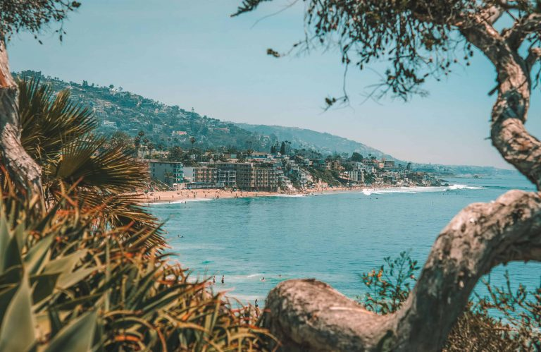 best beaches in laguna beach, california