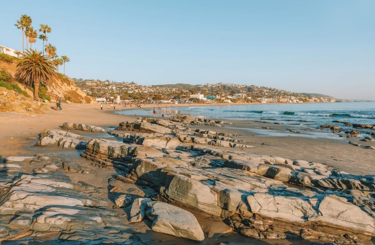 tips for visiting laguna beach beaches
