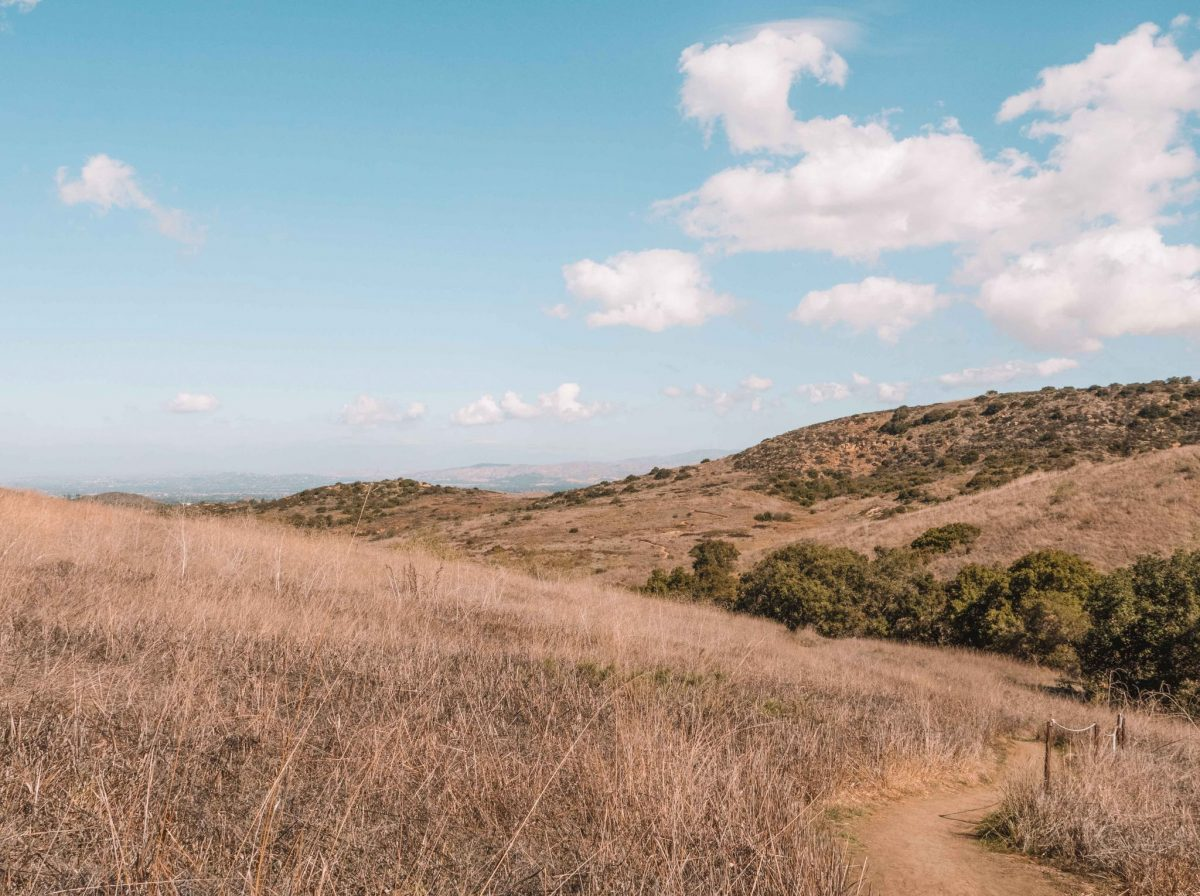 oomer Canyon Trail