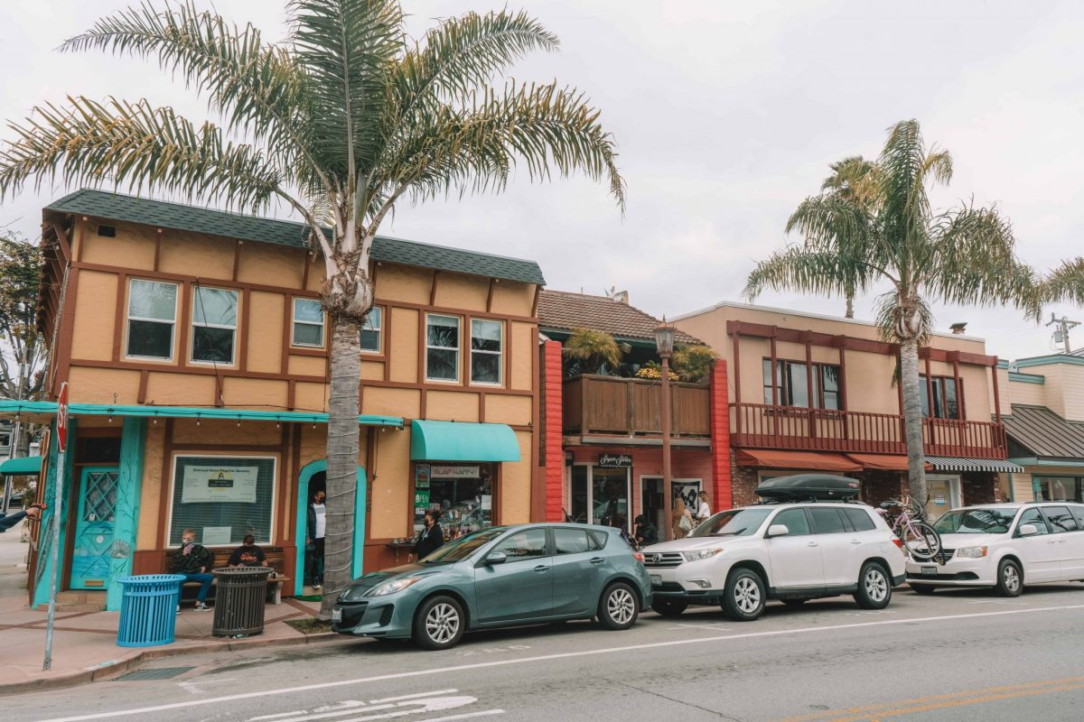 Go Shopping in Capitola Village