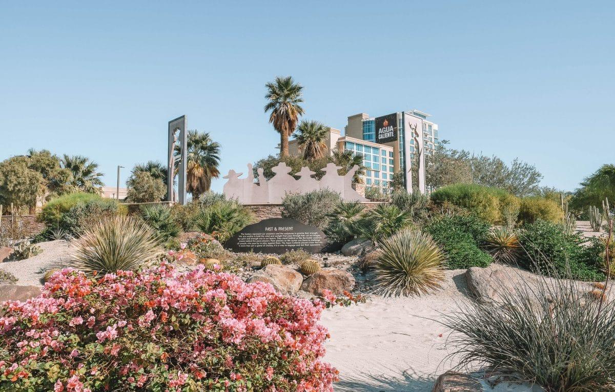 Agua Caliente Casino in Palm Springs