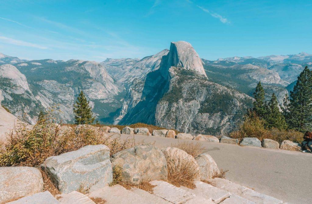 San Francisco to Yosemite National Park