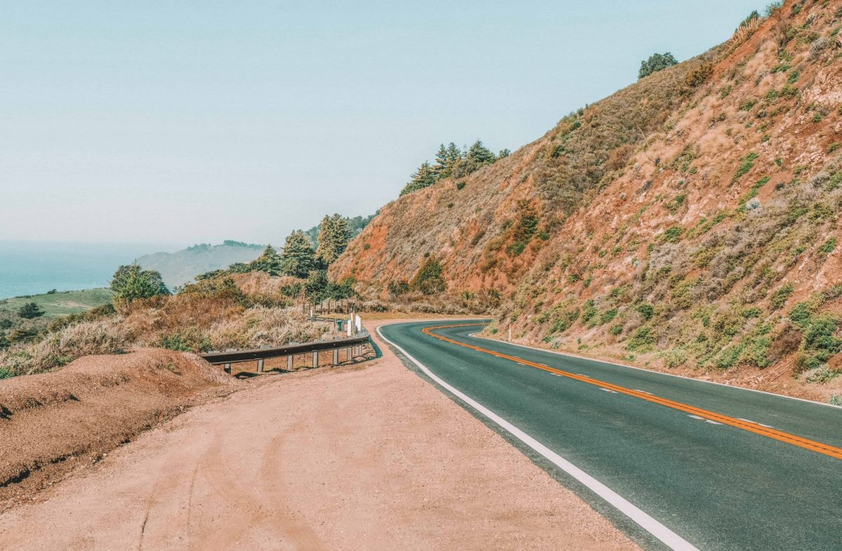 Example Pacific Coast Road Trip Itineraries