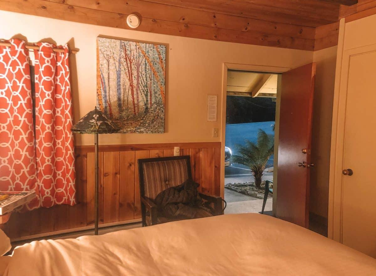 Fernwood Resort in big sur