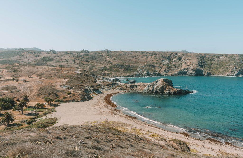 best beaches on catalina island