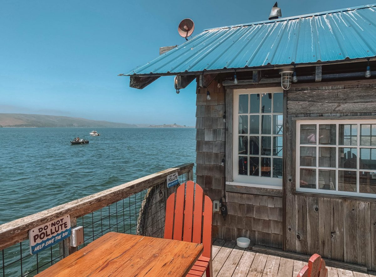 places to stay along the pacific coast highway