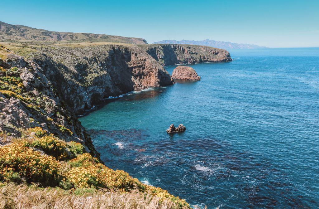 Santa Cruz Island, Channel Islands National Park