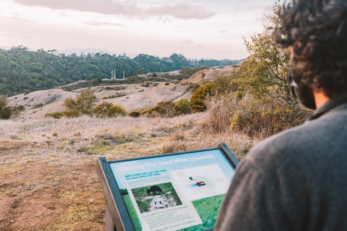 history of East Bay Regional Parks