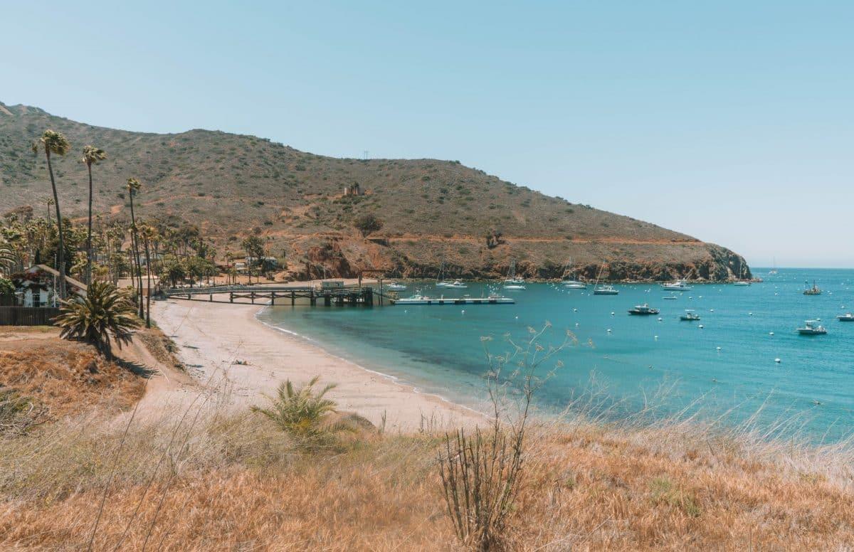 Two Harbors Beach