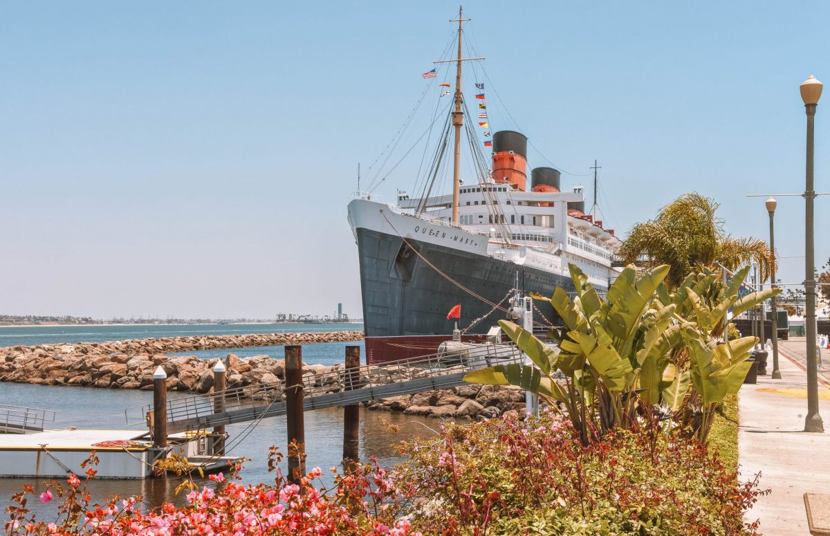 the queen mary hotel in long beach