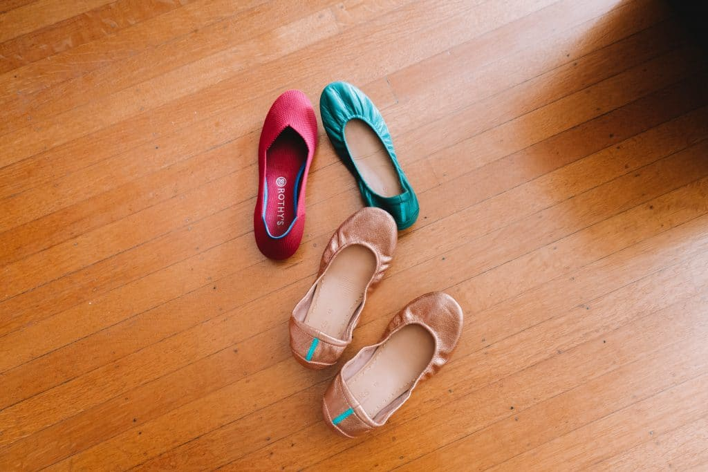 Tieks and Rothys comparison, which is better