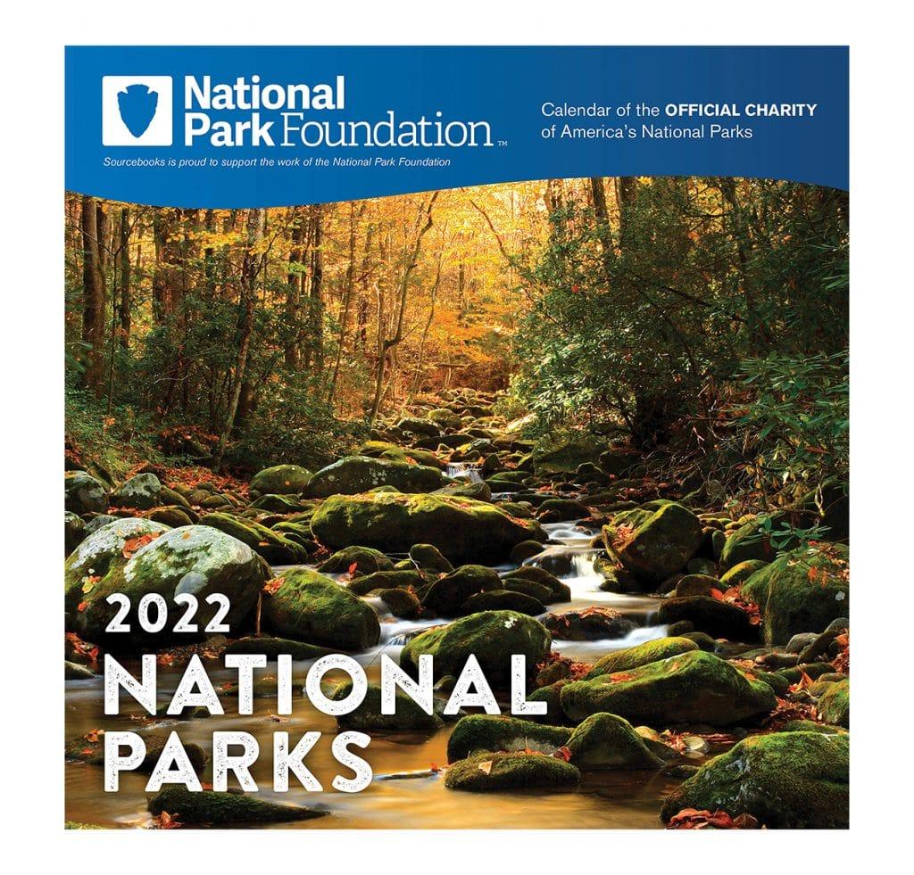 2022 National Parks Calendar Gift