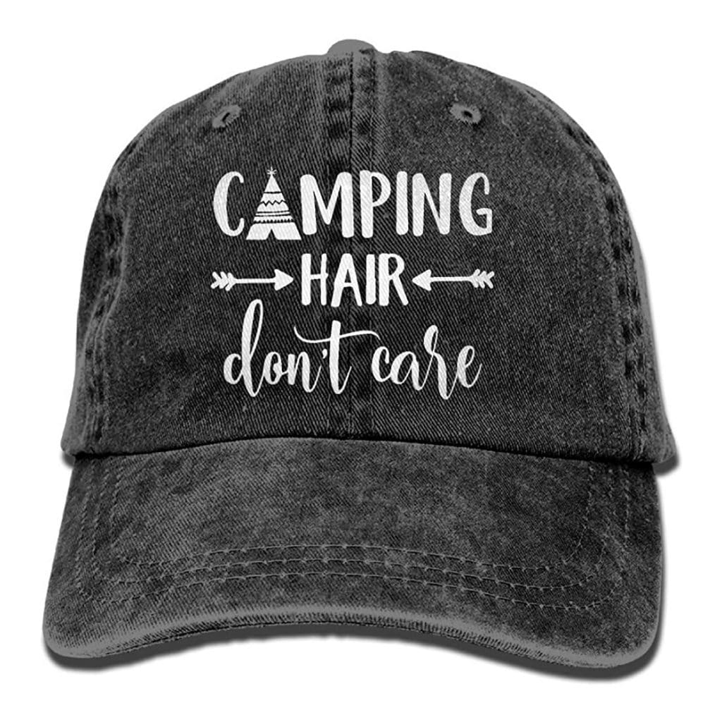Adorable Camping Hat