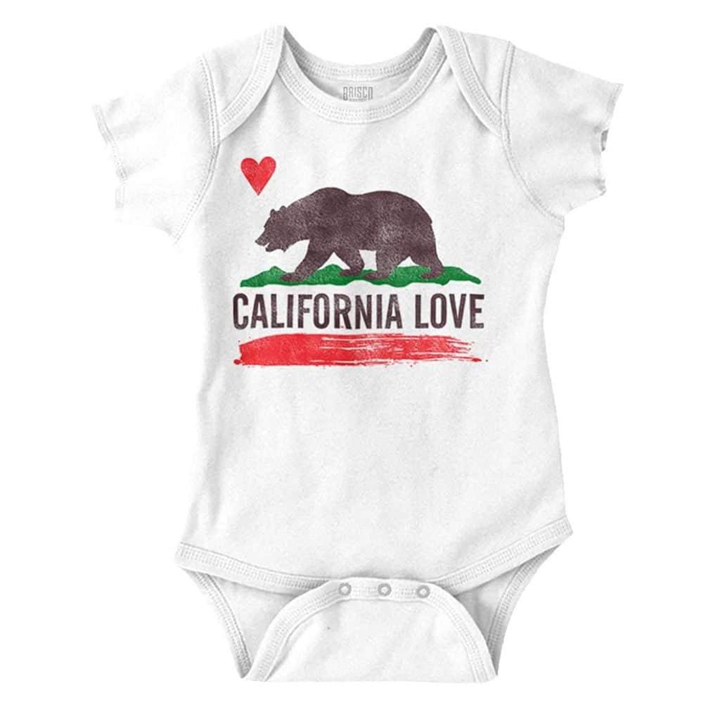 California Baby Romper Gift