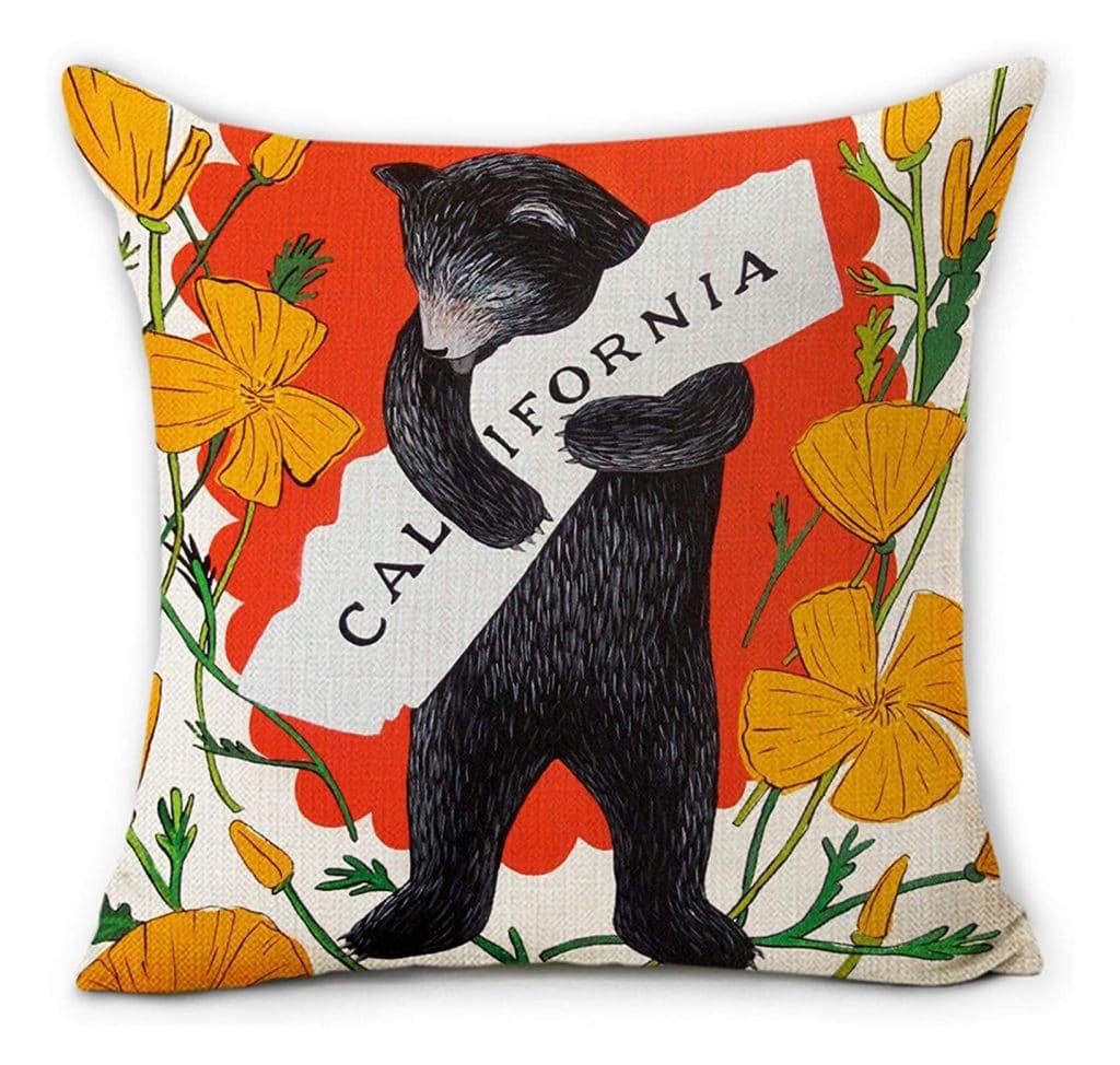 California Pillowcase Gift
