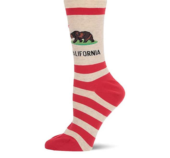 California Socks Gift